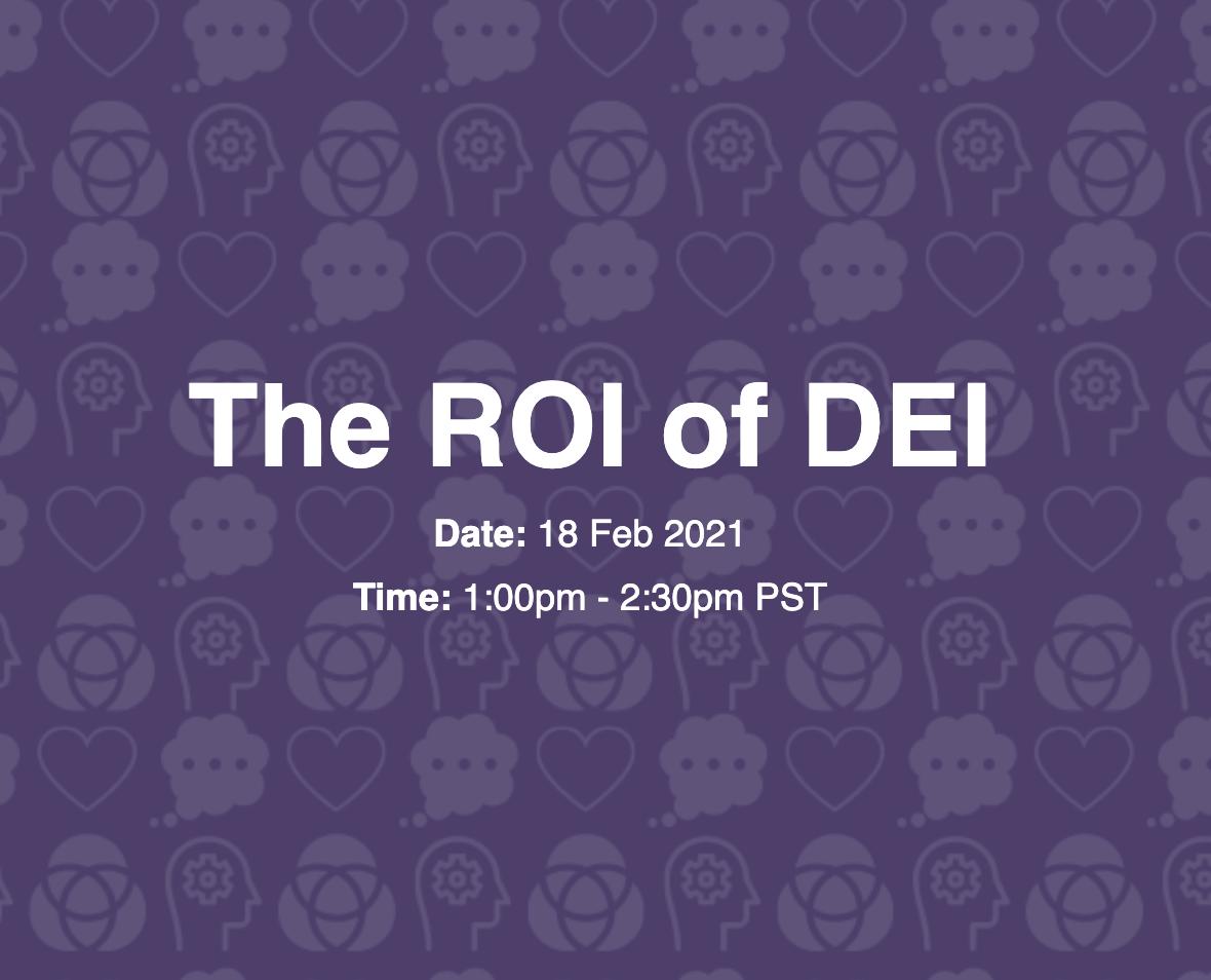 The ROI of DEI