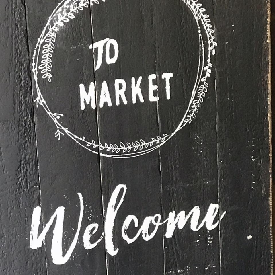 To Market | Logo