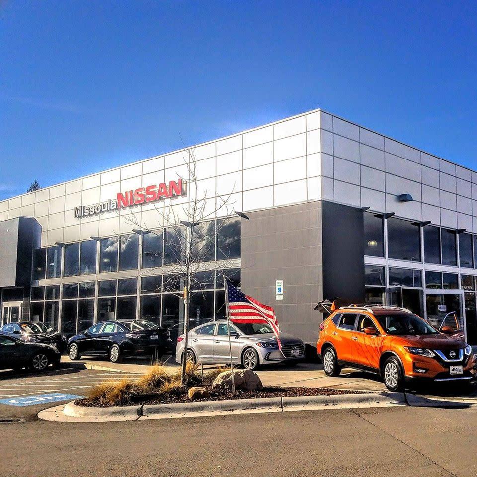 Missoula Nissan Hyundai