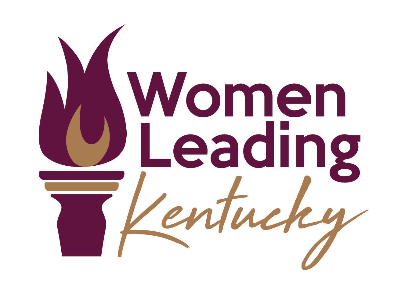 Women Leading Kentucky Logo
