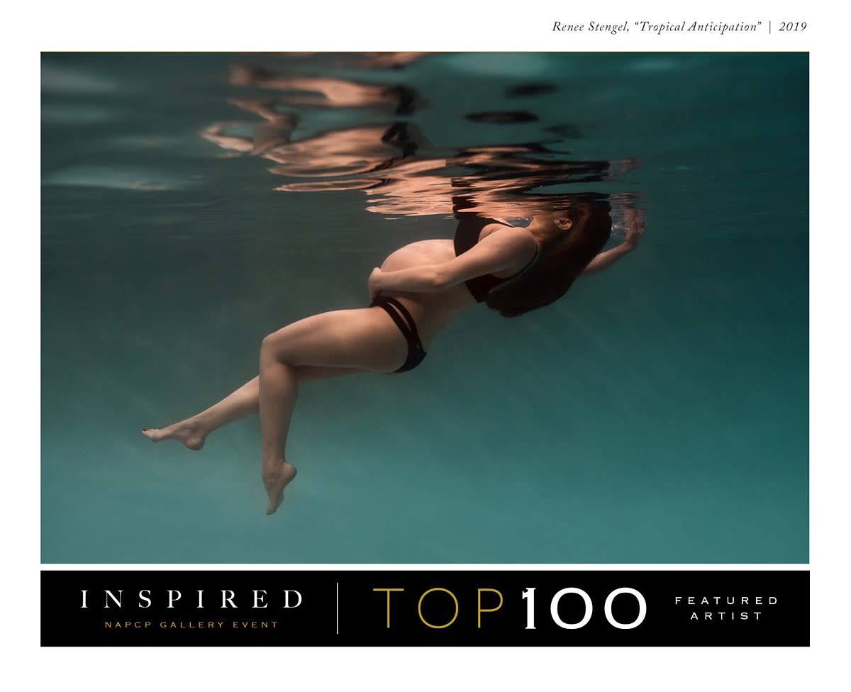 NAPCP INSPIRED Top 100 Featured Artist Charlotte Maternity Photographer
