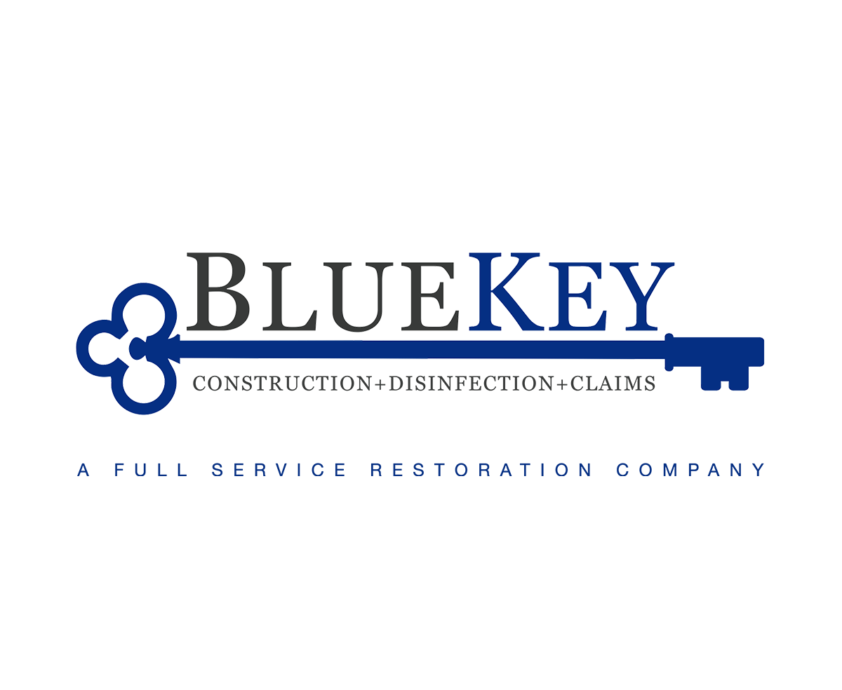 BlueKey Construction + Disinfection + Claims