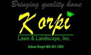 Korpi Lawn & Landscaping