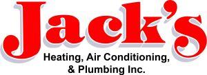 Jacks Heating, A/C & Plumbing, Inc.