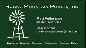 Rocky Mountain Power, Inc.