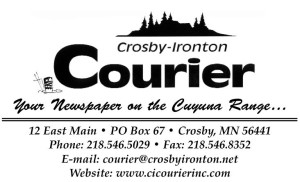 Crosby Ironton Courier