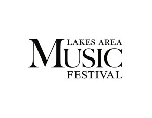 Lakes Area Music Festival -T