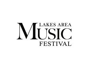 Lakes Area Music Festival -T
