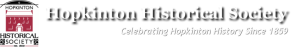 Hopkinton Historical Society