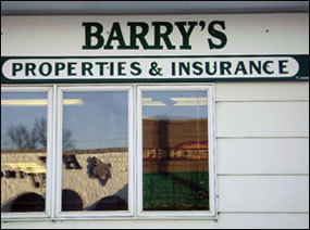 Barry's Properties and Insurance
