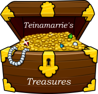 Teinamarrie Scuderi - Teinamarrie's Treasures