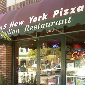 J & S New York Pizza