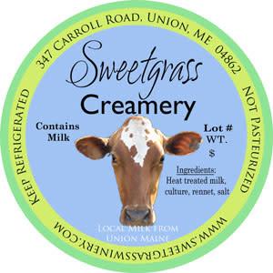 Sweetgrass Farm Creamery