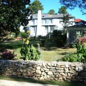 Fuquay Mineral Spring Inn - National Historic Register