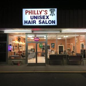 Philly's Unisex Hair Salon