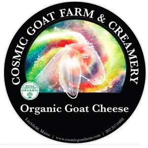 Cosmic Goat Farm & Creamery