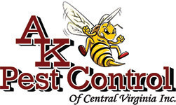 AK Pest Control of Central Virginia