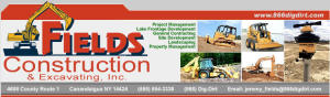 Fields Construction & Excavating, Inc.