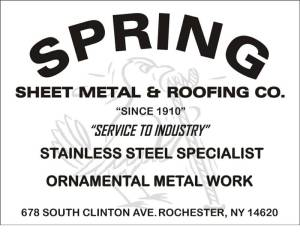 SSM & RC, Inc. dba Spring Sheet Metal & Roofing