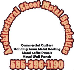 Architectural Sheet Metal Specialties