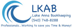 Lake Anna Bookkeeping