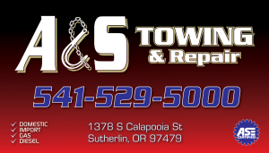 A&S Towing & Repair