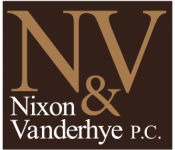 Nixon & Vanderhye