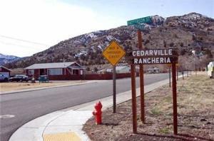 Cedarville Rancheria, California
