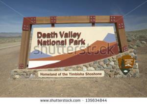 Death Valley Timbi-sha Shoshone Tribe