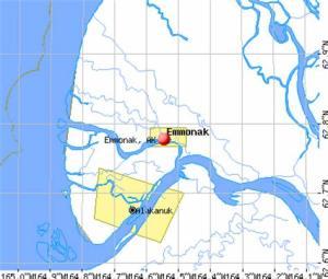 Emmonak Village