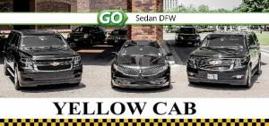 Yellow Cab GO Sedan DFW
