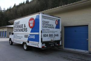 Coast Storage & Containers Ltd ,  Make Space Inc.