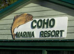 Coho Marina Resort