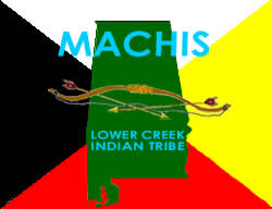 Ma-Chis Lower Creek Indian Tribe of Alabama
