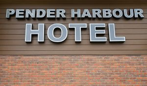 Pender Harbour Hotel and Marina
