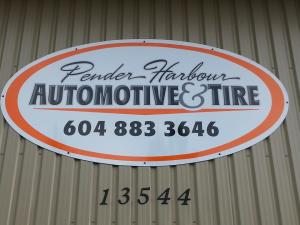 Pender Harbour Automotive & Tire Ltd