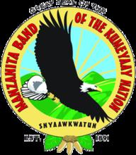 Manzanita Band of Diegueno Mission Indians of the Manzanita Reservation, California