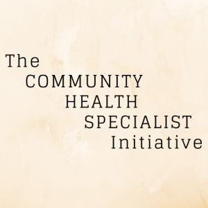 Community Health Specialist Initiative