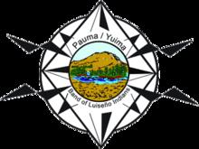 Pauma Band of Luiseno Mission Indians of the Pauma & Yuima Reservation, California