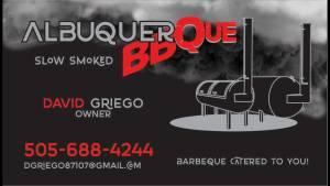 Albuquerque Slow Smoked Barbecue