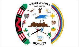 Pueblo of Acoma, New Mexico