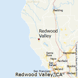 Redwood Valley or Little River Band of Pomo Indians of the Redwood Valley Rancheria California