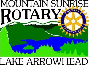 Lake Arrowhead Mountain Sunrise Rotary