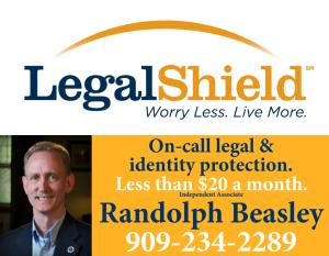 LegalShield - Randolph Beasley - Independent Associate