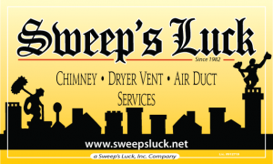 Sweeps Luck Chimney Service