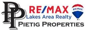 RE/MAX Lakes Area Realty-- Lance & Stephanie Nelson