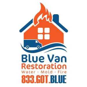 Blue Van Restoration - Water, Mold & Fire