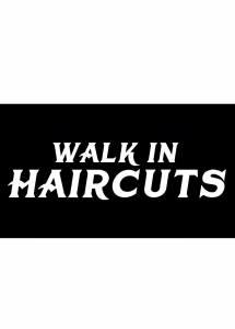 Walk In Haircuts