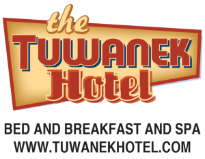 the Tuwanek Hotel Bed & Breakfast and Water's Edge Spa