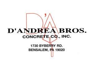 D'Andrea Brothers Concrete Co., Inc.